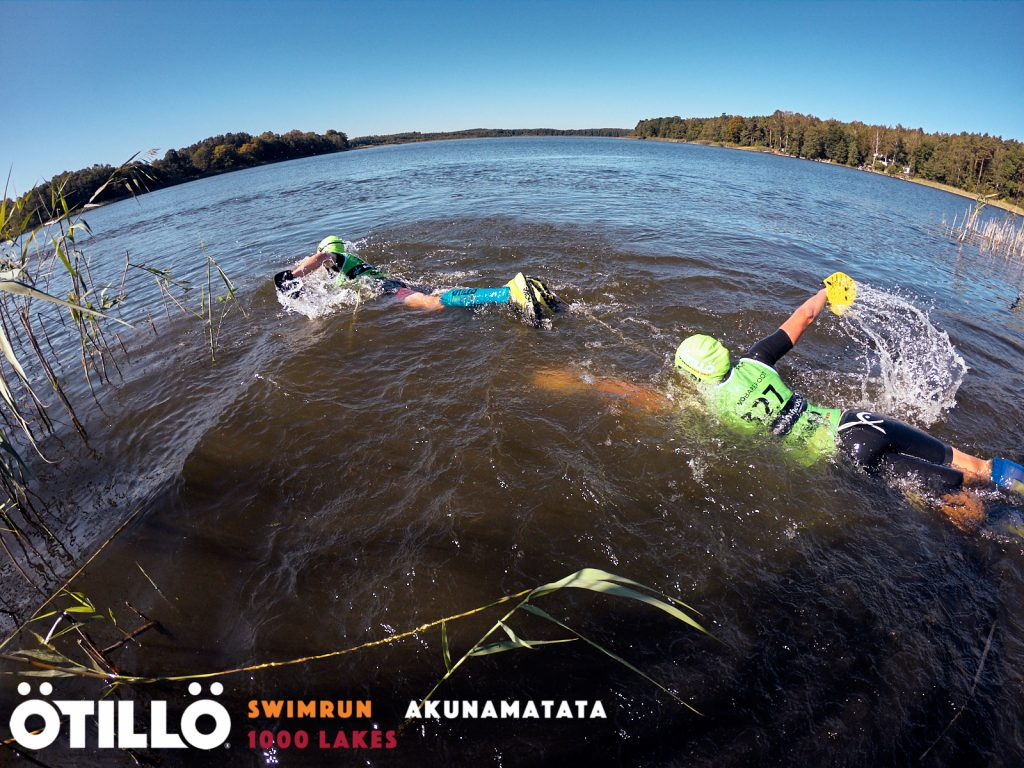SwimRun in Action